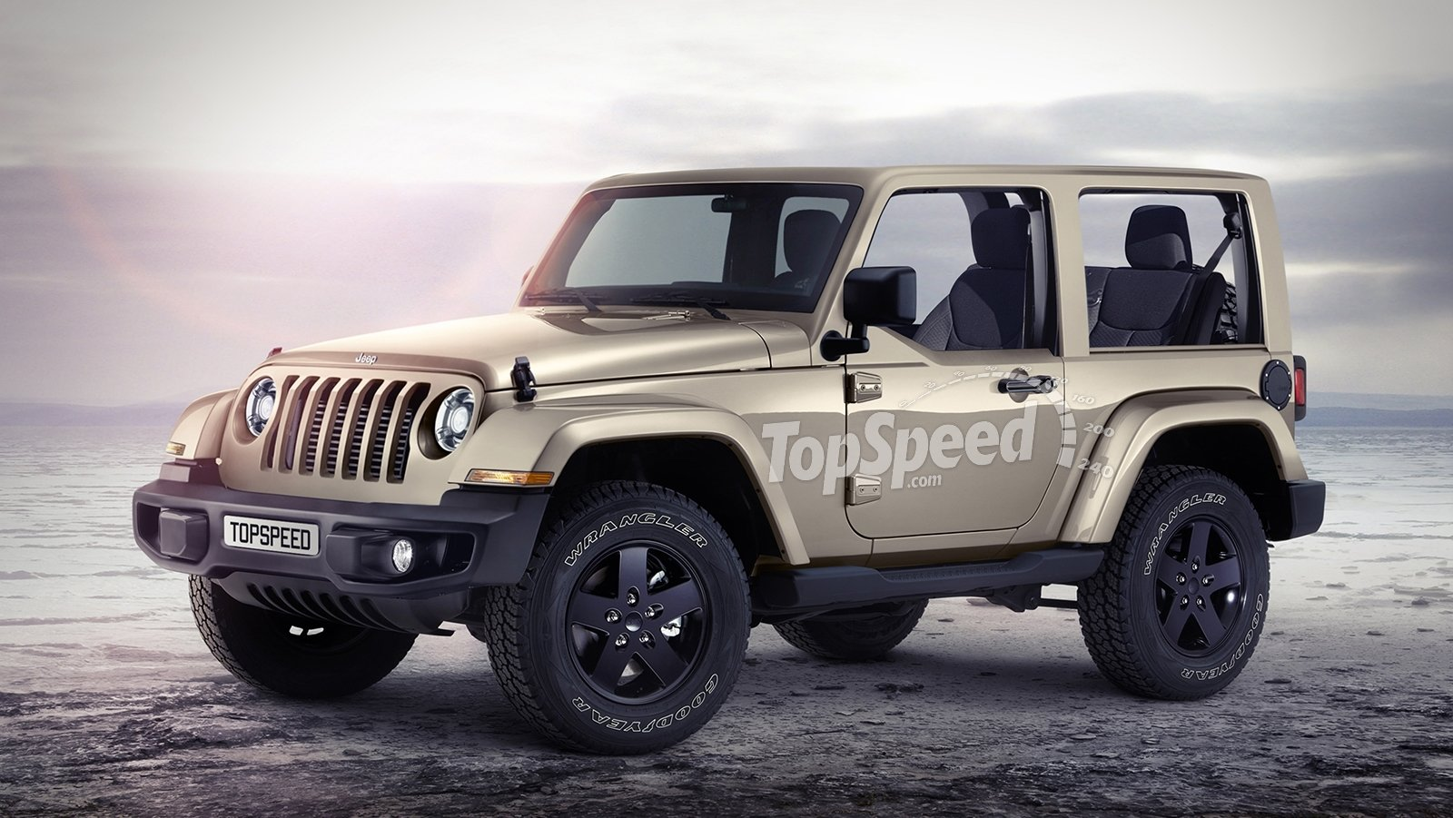 The jeep wrangler has been an icon of american independence since 1941 when the u s government commissioned a small go anywhere vehicle that could support