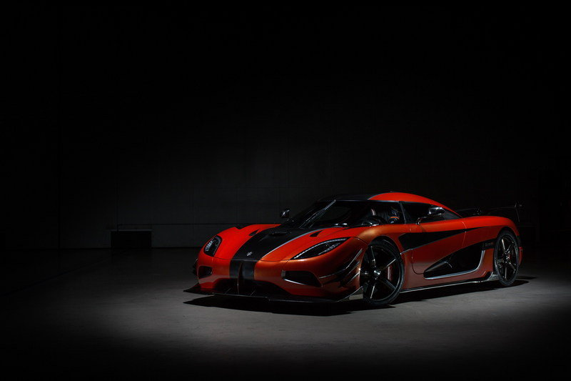 "2017 Koenigsegg Agera ""Final"" One of 1"