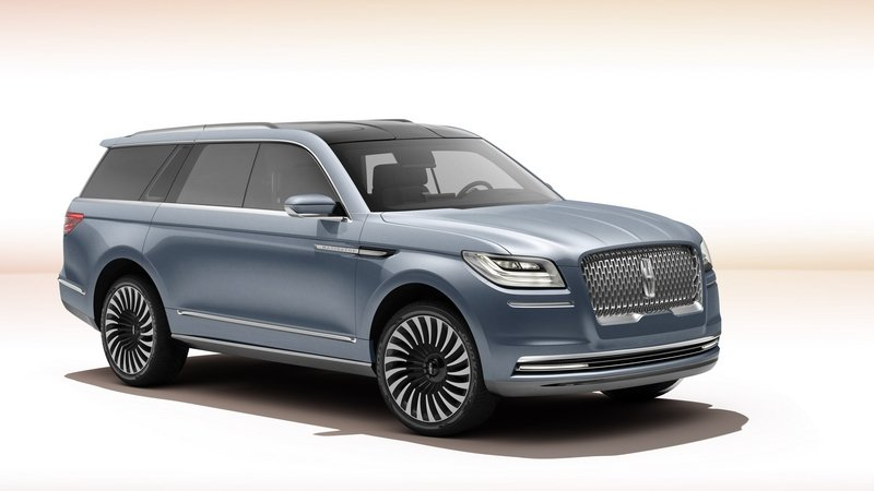 2016 lincoln navigator concept review top speed