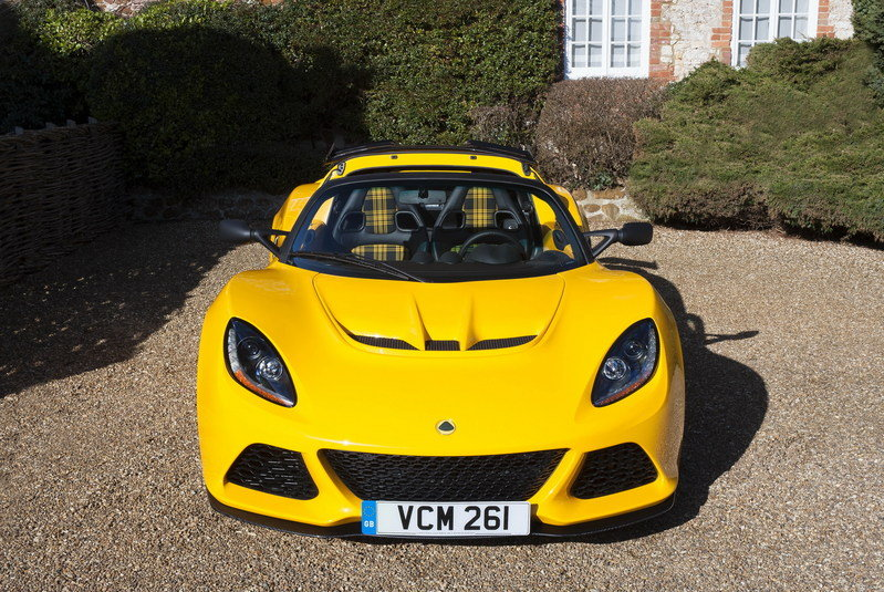 2017 Lotus Exige Sport 350 Roadster High Resolution Exterior - image 668072