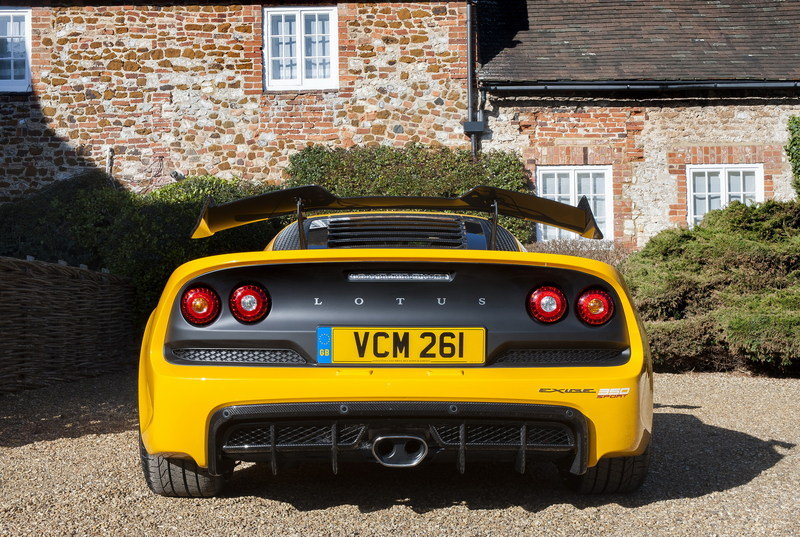 2017 Lotus Exige Sport 350 Roadster High Resolution Exterior - image 668073