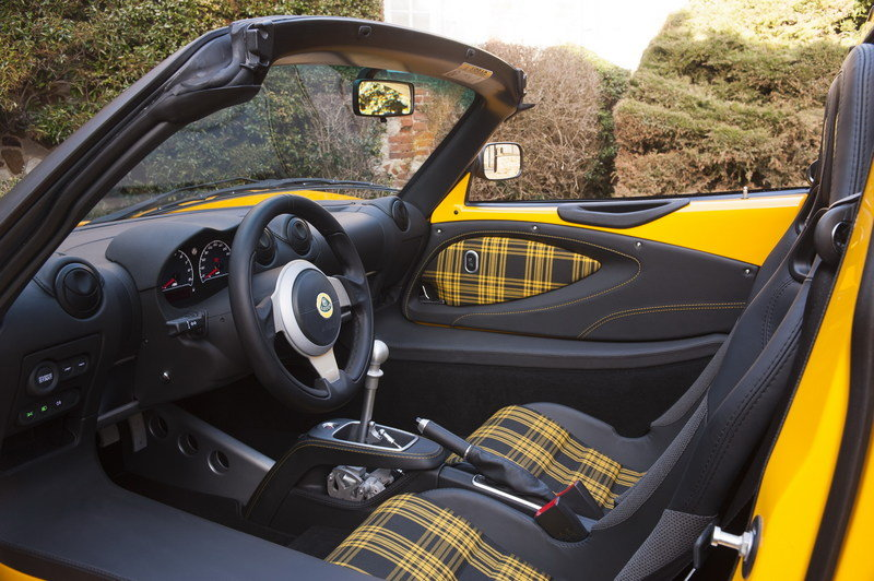 2017 Lotus Exige Sport 350 Roadster High Resolution Interior - image 668076