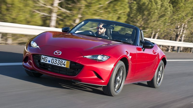 Mazda Confirms New Model For New York Auto Show; Could Be The Hard-Top Miata
