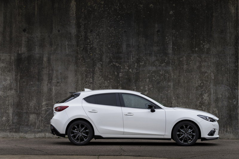 2016 Mazda3 Sport Black Special Edition High Resolution Exterior - image 671127