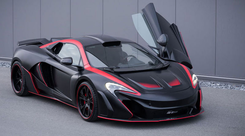 2016 McLaren 650S Vayu GTR Coupe by FAB Design High Resolution Exterior - image 668787