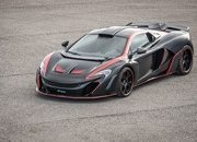 2016 McLaren 650S Vayu GTR Coupe by FAB Design - image 668791