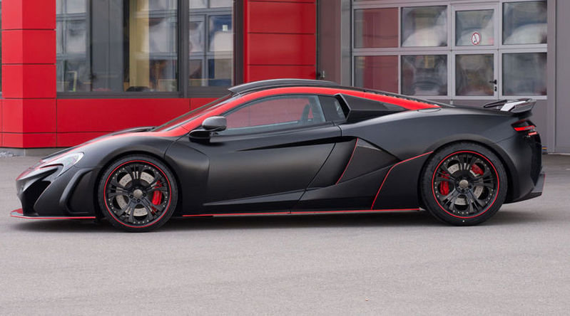 2016 McLaren 650S Vayu GTR Coupe by FAB Design High Resolution Exterior - image 668780