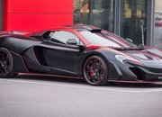 2016 McLaren 650S Vayu GTR Coupe by FAB Design - image 668784
