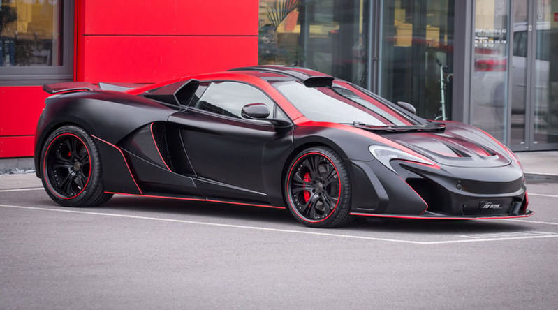 2016 McLaren 650S Vayu GTR Coupe by FAB Design High Resolution Exterior - image 668784