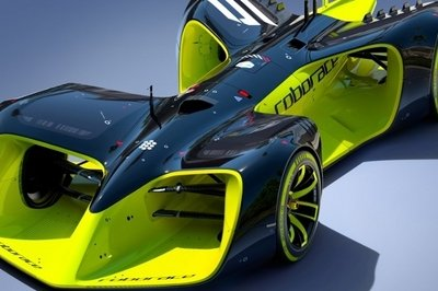 "Meet ""Robocar"" - The First Concept Car For The Upcoming Roborace Series - image 671258"