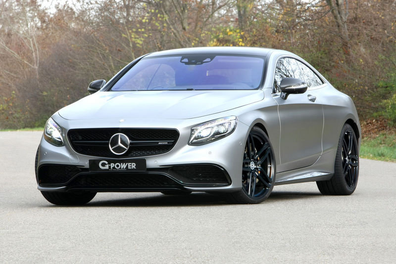 2016 Mercedes-AMG S63 Coupe By G-Power High Resolution Exterior - image 668937