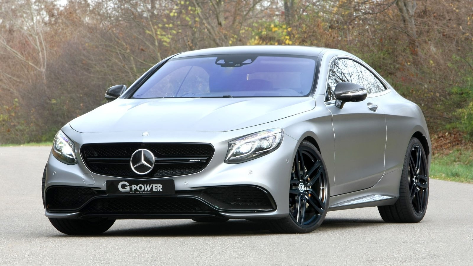 2016 mercedes amg s63 coupe by g power picture 668955. Black Bedroom Furniture Sets. Home Design Ideas