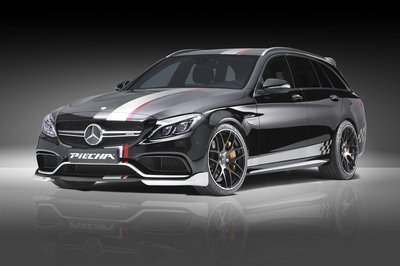 "Mercedes-AMG C63 S Estate ""Rottweiler"" by Piecha - image 670936"