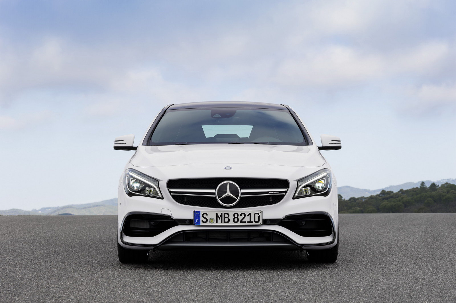 Mercedes Cla 45 Review 2017 2018 Best Cars Reviews