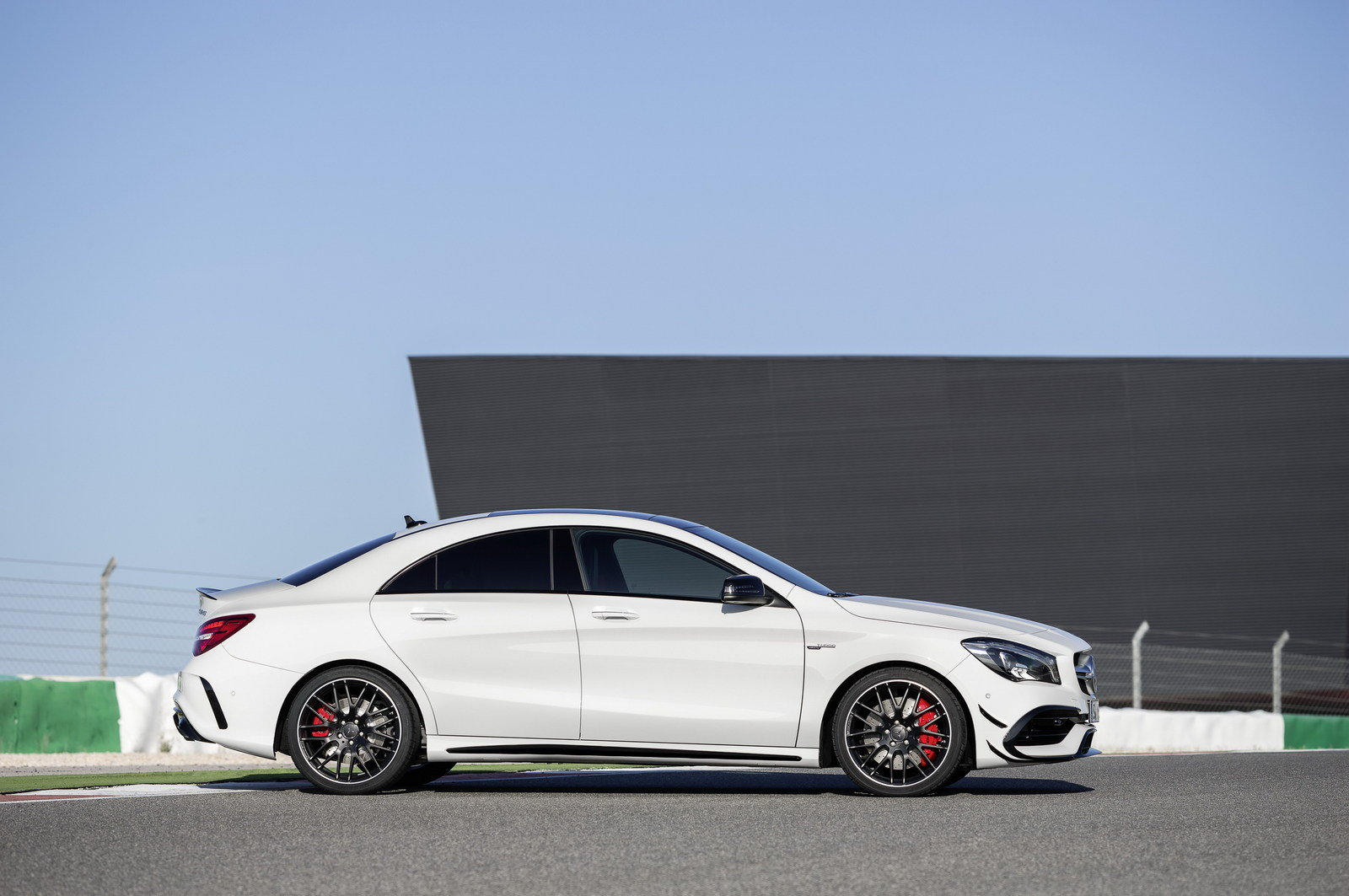 2017 mercedes amg cla45 picture 669717 car review top speed. Black Bedroom Furniture Sets. Home Design Ideas