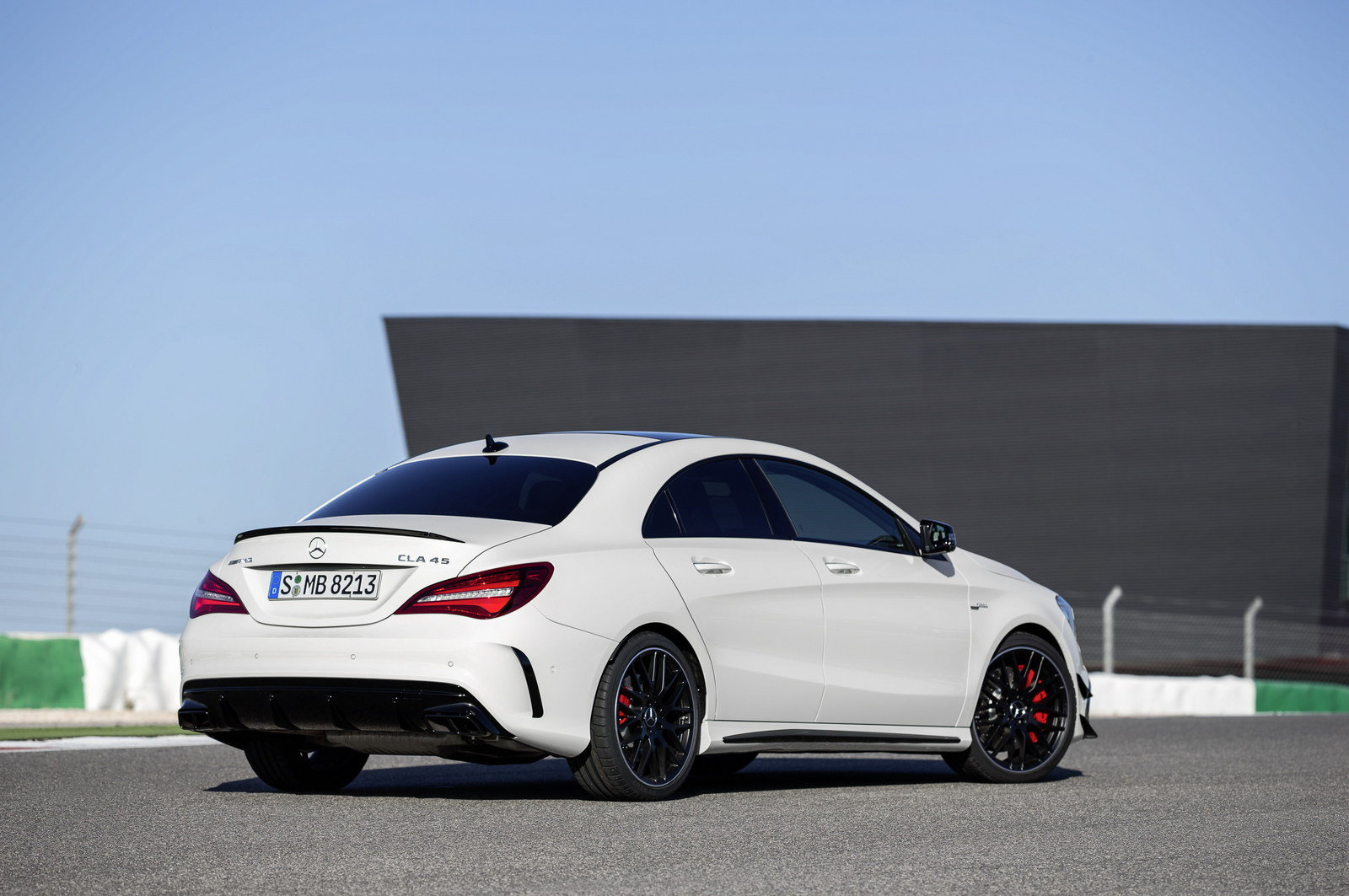 2017 mercedes amg cla45 picture 669720 car review top speed. Black Bedroom Furniture Sets. Home Design Ideas