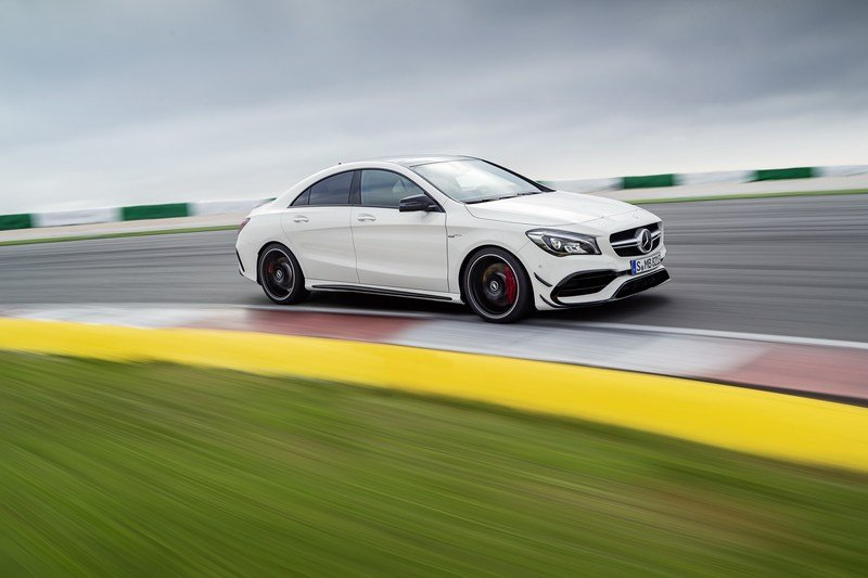 2017 Mercedes-AMG CLA45 Wallpaper quality - image 669715