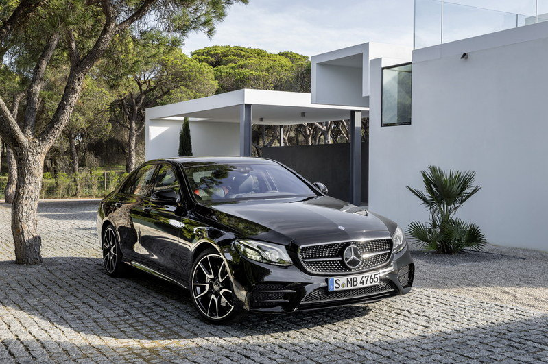 2017 Mercedes Amg E43 Top Speed