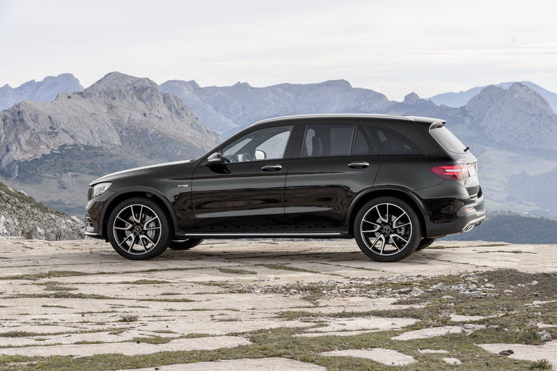 2017 Mercedes-AMG GLC43 4MATIC High Resolution Exterior - image 669824