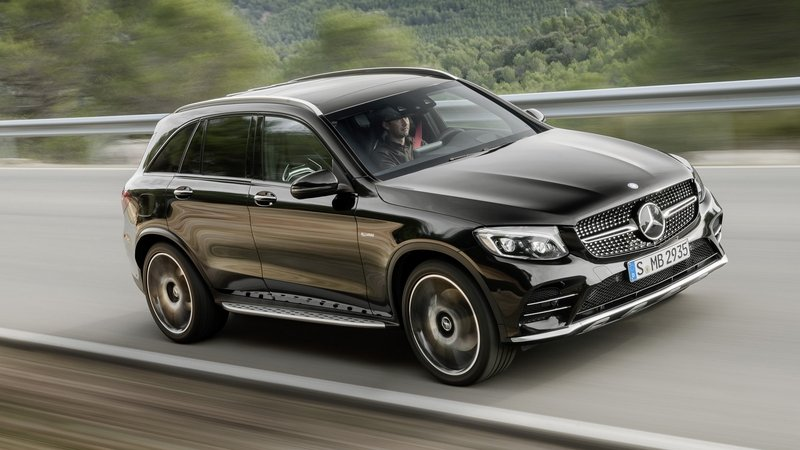 2017 Mercedes-AMG GLC43 4MATIC