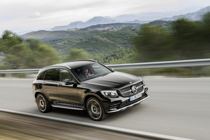 2017 Mercedes-AMG GLC43 4MATIC High Resolution Exterior Wallpaper quality - image 669817