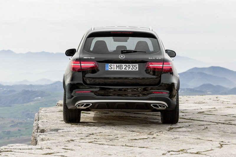 2017 Mercedes-AMG GLC43 4MATIC High Resolution Exterior - image 669823