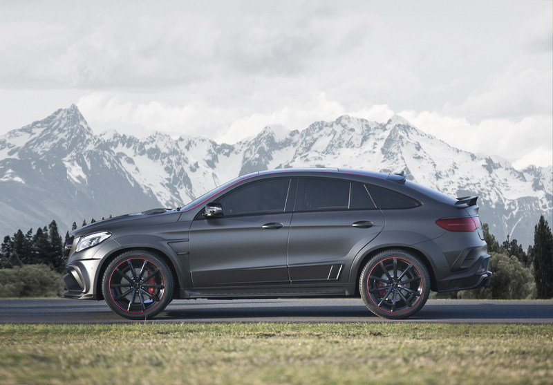 2016 Mercedes-AMG GLE 63 By Mansory