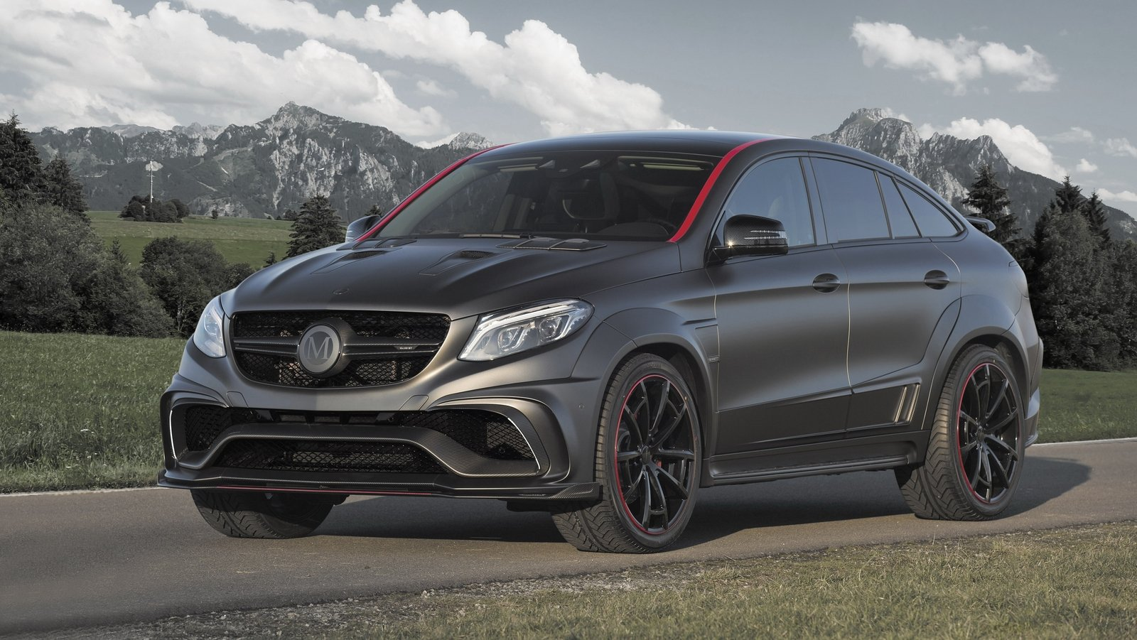 2016 Mercedes Amg Gle 63 By Mansory Pictures Photos