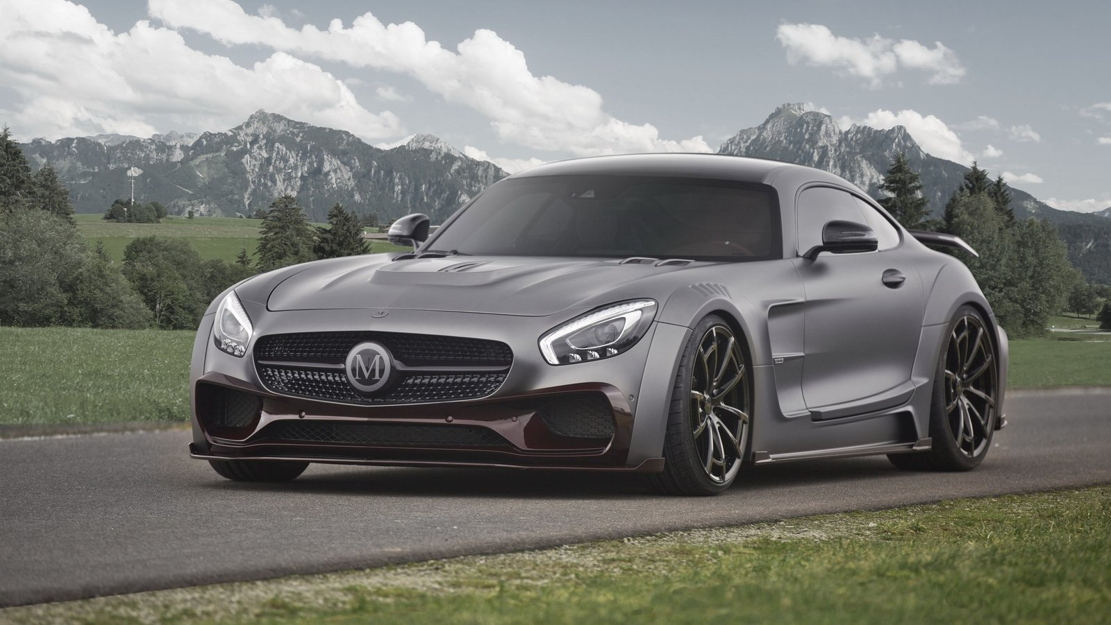 2016 mercedes amg gt s by mansory review top speed. Black Bedroom Furniture Sets. Home Design Ideas