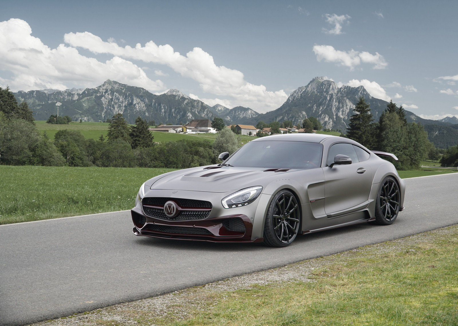 2016 mercedes amg gt s by mansory picture 669228 car review top speed. Black Bedroom Furniture Sets. Home Design Ideas