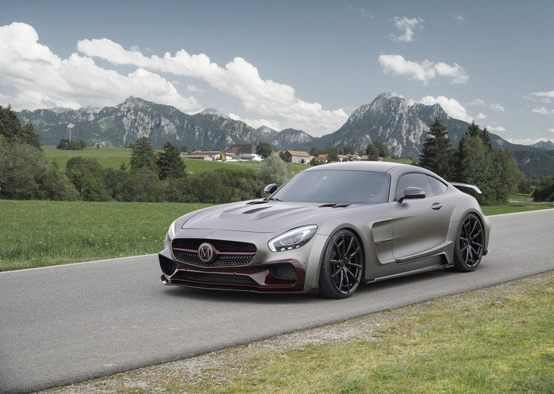 2016 Mercedes-AMG GT S by Mansory High Resolution Exterior - image 669228