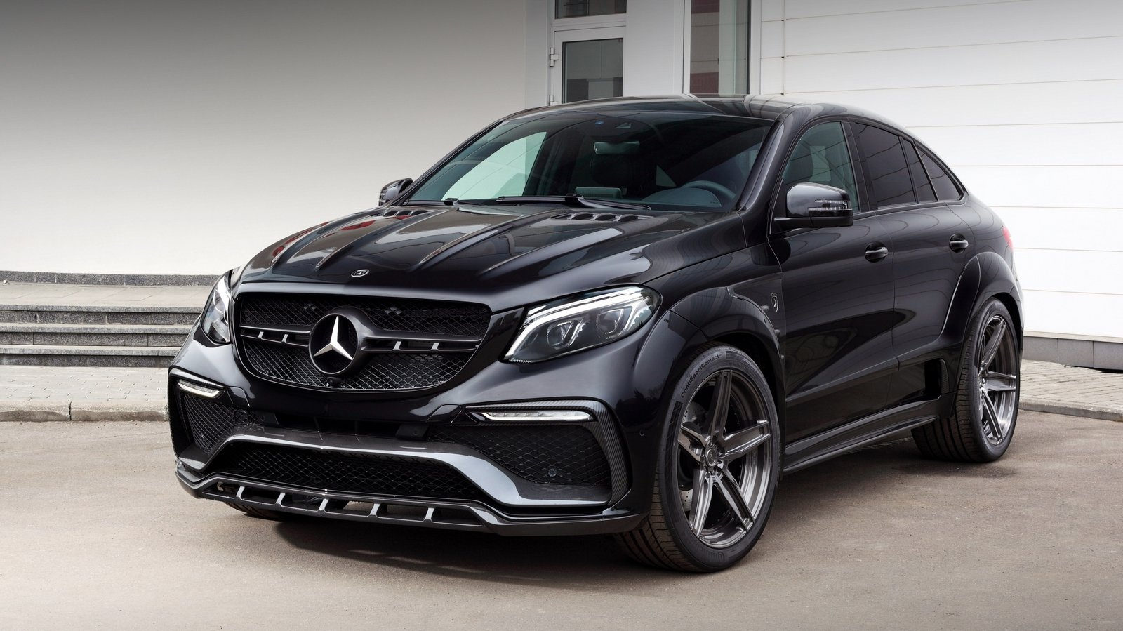 2016 Mercedes Benz Gle Coupe Inferno By Topcar Top Speed