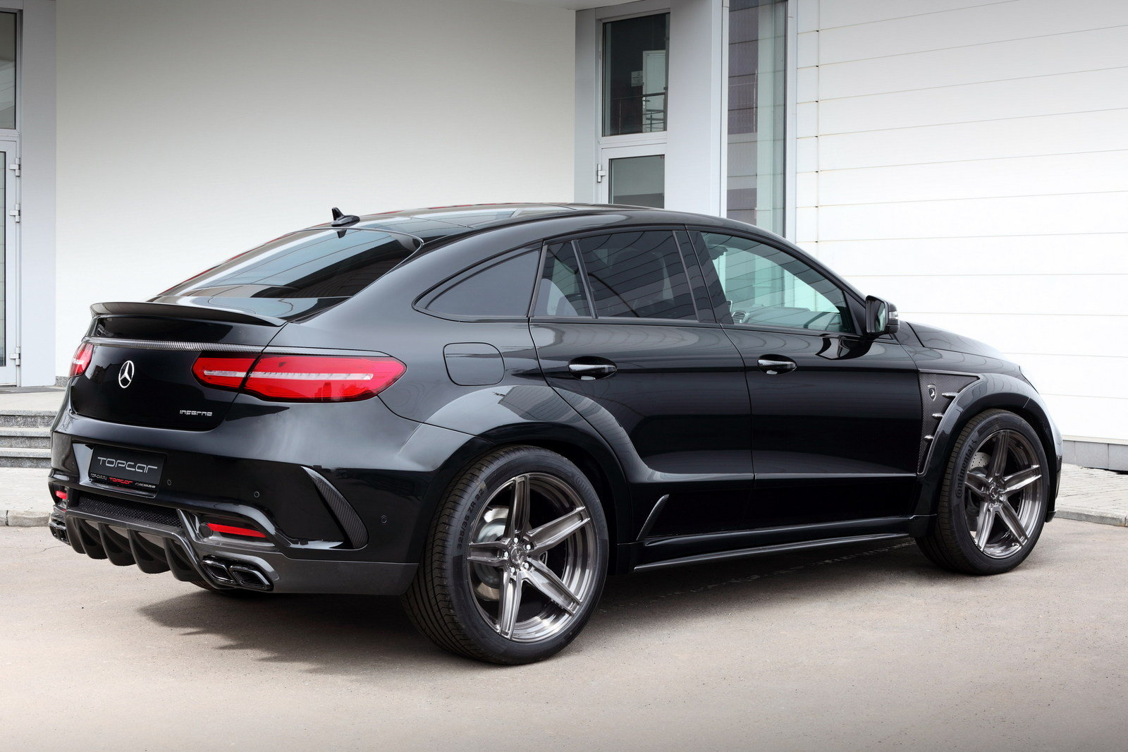 2016 mercedes benz gle coupe inferno by topcar picture 671114 car review top speed. Black Bedroom Furniture Sets. Home Design Ideas