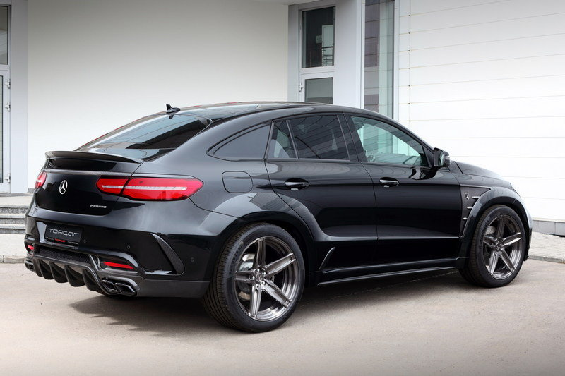 2016 Mercedes-Benz GLE Coupe Inferno by TopCar
