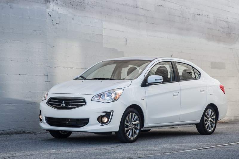 2017 Mitsubishi Mirage G4 High Resolution Exterior - image 670651