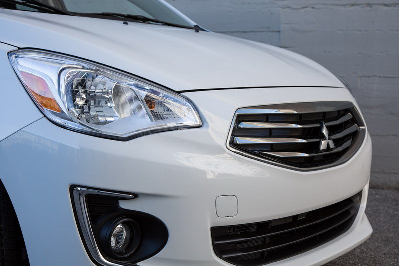 2017 Mitsubishi Mirage G4 High Resolution Exterior - image 670648