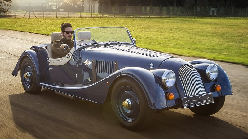 2016 Morgan 4/4 80th Anniversary Edition