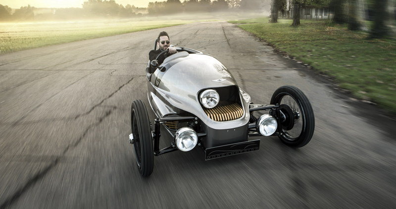 2016 Morgan EV3 High Resolution Exterior Wallpaper quality - image 667987