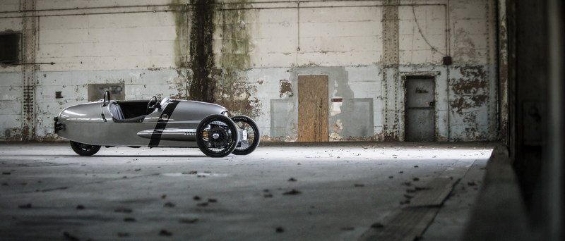 Morgan's Electric 3-Wheeler to Go into Production in 2018 High Resolution Exterior - image 667988
