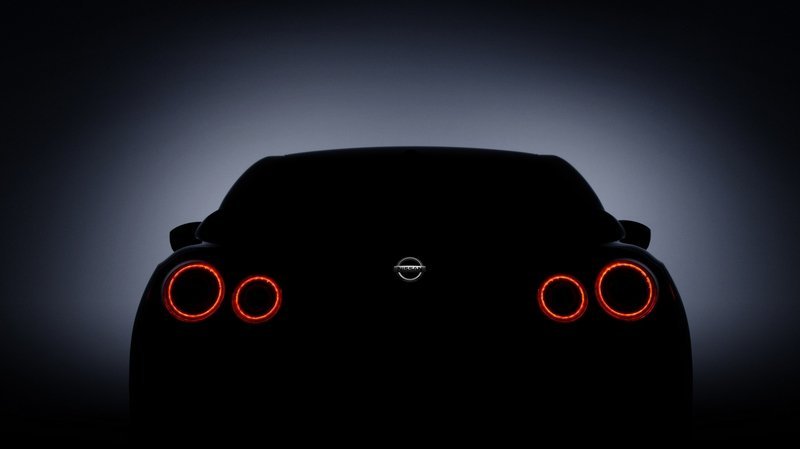 Nissan Drops Teaser Of Mystery GT-R Ahead Of New York Reveal