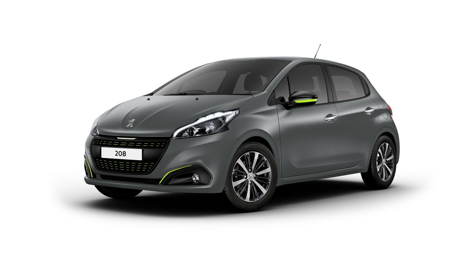2016 peugeot 208 xs special edition picture 671300 car review top speed. Black Bedroom Furniture Sets. Home Design Ideas