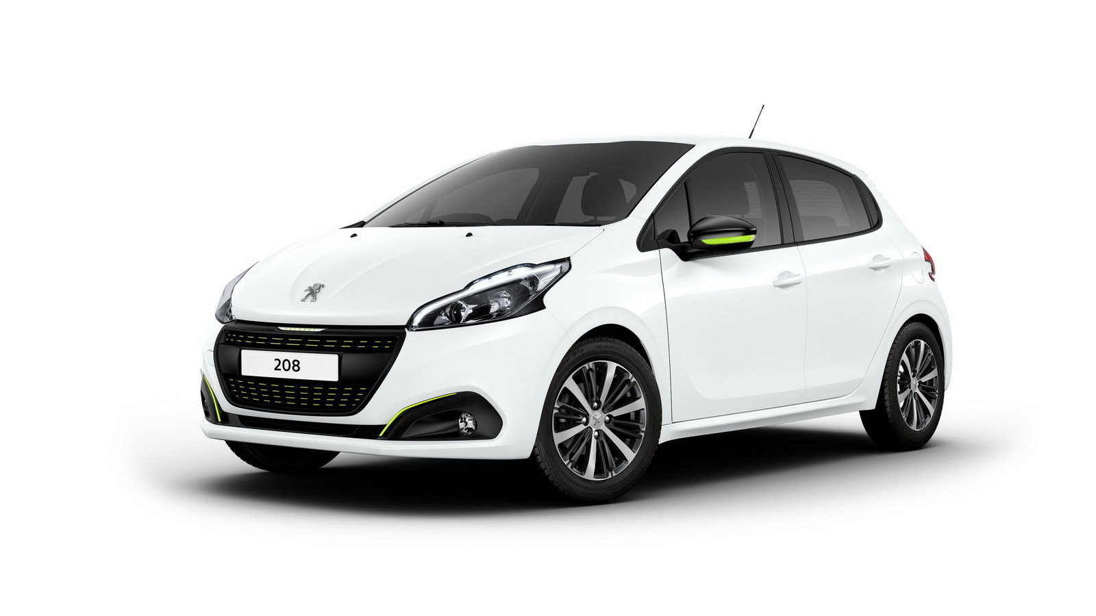 2016 peugeot 208 xs special edition picture 671301 car review top speed. Black Bedroom Furniture Sets. Home Design Ideas