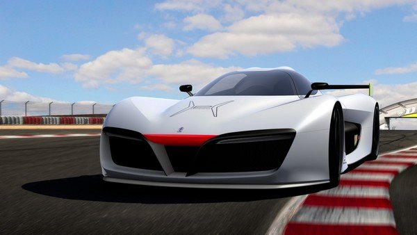 pininfarina to produce and sell 10 examples of the h2 speed concept - DOC667905