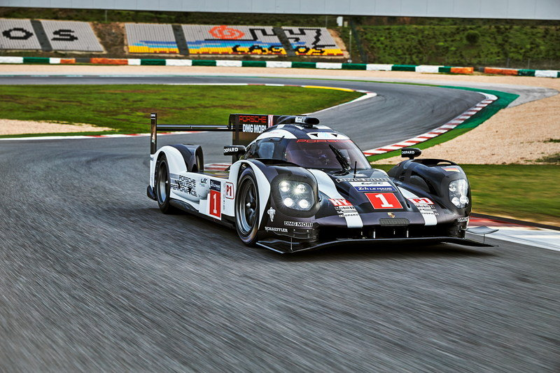 Immerse Yourself in the Heaven That Is the Porsche 919 Hybrid Testing at Spa