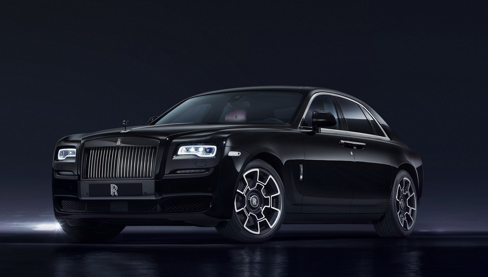 Rolls Royce Ghost Black Badge - Picture 668158