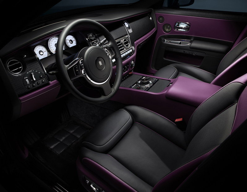 Rolls Royce Ghost Black Badge