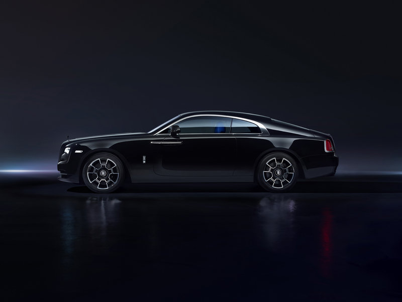 Rolls Royce Wraith Black Badge High Resolution Exterior - image 668861