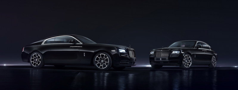 Rolls Royce Wraith Black Badge High Resolution Exterior - image 668863