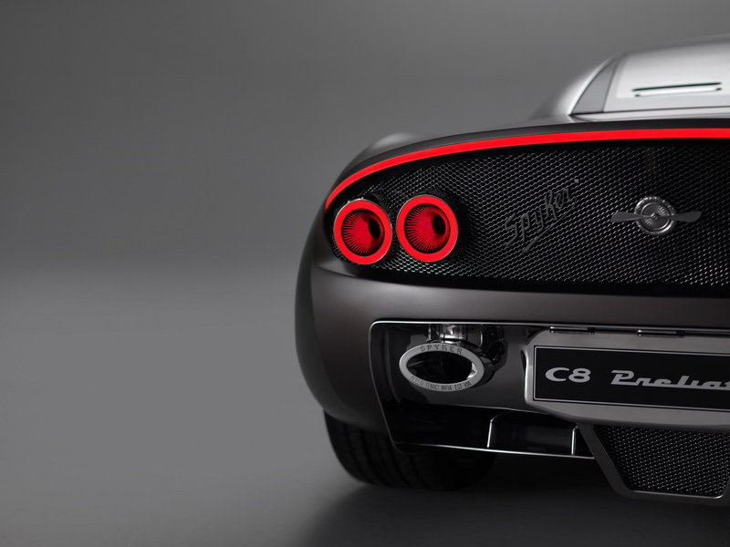 Spyker C8 Photos Pictures Pics Wallpapers Top Speed