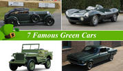 Saint Patrick's Day Special: 7 Famous Green Cars - image 669857